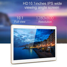 "10.1"" HD Dual SIM Camera 【4G】 Quad Core Tablet PC Android 5.1 1Gb 16GB Bluetooth"
