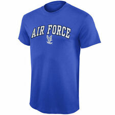 Air Force Falcons Youth Arched University T-Shirt - Royal Blue - NCAA