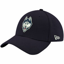 UConn Huskies New Era Relaxed 49FORTY Fitted Hat - Navy - NCAA