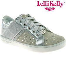 Lelli Kelly LK6888 (EA57) Lights Bianco & Argento California
