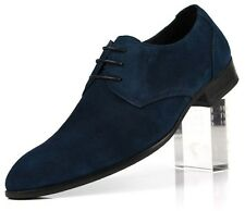Fashion Men's Suede Cow Leather Shoes  Dress/Formal Business Casual Shoes