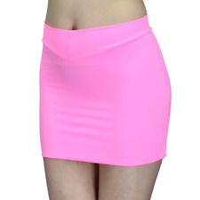 V-Front Pink Mini Skirt Crossdresser XS-3X