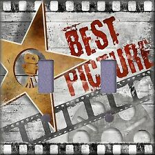 Film Strip Best Picture Light Switch Plate Cover Wall Decor