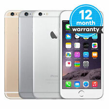 Apple iPhone 6 Plus/6 (Unlocked)AT&T Factory T-Mobile Verizon 1 Year Warranty PO