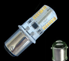 10/5/1pcs BA15D 64-3014SMD Bulb Silicone Lamp  3W Dimmable 110V/220V White/Warm