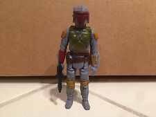 Vintage Kenner Star Wars Figure BOBA FETT 1979 HK weapon gun original mail-away