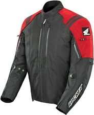 Joe Rocket-Honda CBR Textile Motorcycle Jacket - Red/Black