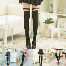 Women Girl Mock Knee Fashion Sexy High Hosiery Thin Pantyhose Tights Stockings