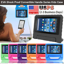 Kids Shock Proof EVA Handle Case Cover Shell for Amazon Kindle Fire HD 7 2015