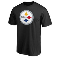 Pittsburgh Steelers NFL Pro Line By Fanatics Branded Men's Primary Logo  T-Shirt