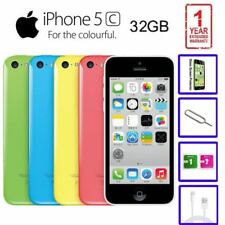 Apple iPhone 5C 32GB Factory Unlocked Smartphone Mobile - Various Colours AU