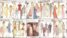 OOP McCalls Sewing Pattern Misses McCall's Sleepwear Lingerie Size XS Small