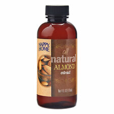 Happy Homes Pure & Natural Extracts 4 Ounce Plastic Bottle