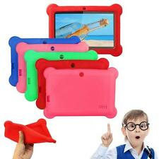 "Silicone Cute Soft Gel Case Cover For 7"" Android A13 A23 Q88 Tablet PC Kids TL"