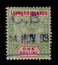 LEEWARD ISLANDS 7  Used (ID # 67623)