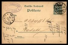 Lahr classic postal stationery card to Rastatt Germany
