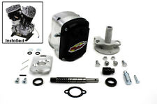 Magneto Assembly with Shaft and Fixed Mount Base,for Harley Davidson motorcyc...