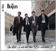 THE BEATLES - ON AIR - LIVE AT THE BBC VOLUME 2 NEW CD