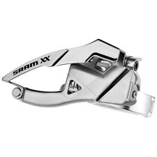 Sram XX NEW Front Derailleur Low Clamp Top Pull MTB 31.8 or 34.9 mech Brand new