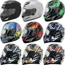 AFX FX-95 Helmet Full Face Motorcycle Street DOT/ECE 22-05