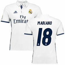 Mariano Real Madrid adidas 2016/17 Home Authentic Jersey - International Clubs