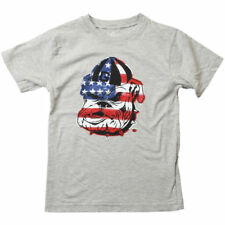 Georgia Bulldogs Wes & Willy Newborn & Infant Patriotic Logo T-Shirt - NCAA