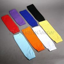 Highly Elastic Compression Protector Long Arm Elbow Support Brace Guard Sports