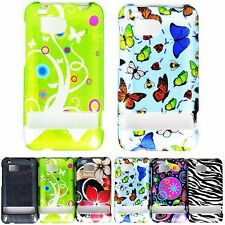 Dual Skin Hard Plastic Protective Phone Cover Case  For HTC thunderbolt 4G 6400