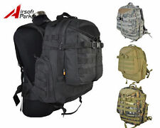 Heavy Duty Tactical Military Molle Assault Backpack Bag with Padded Waist Belt