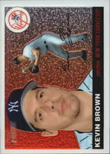 2004 Topps Heritage Chrome #THC35 Kevin Brown /1955 - NM-MT