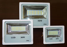 10-1 20/30/50W SMD Led Outdoor Floodlight Waterproof IP66 AC85-265V White/warm W
