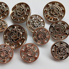20pcs 20mm/25mm/30mm Plastic Button Overcoat Sewing Clothes Buttons Upick T0953