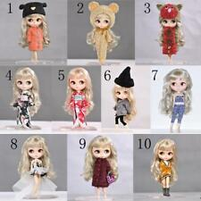 Various Handmade Doll Clothes Outfit & ACCS for 12'' Barbie Blythe Doll Dress Up
