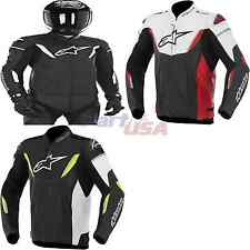 Alpinestars GP-R Perforated Jacket Long Sleeve/Perforated Leather Waterproof