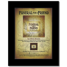FUNERAL FOR A FRIEND - Into Oblivion Mini Poster