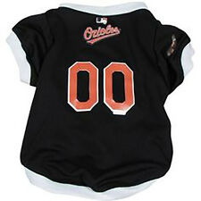 Baltimore Orioles MLB Dog Pet Jerseys (all sizes)
