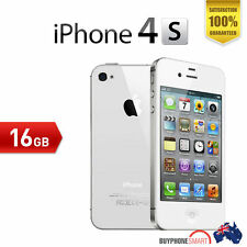 Apple iPhone 4S 8-16-32GB Mint Condition Unlocked Smartphone 100% tested AU S+++
