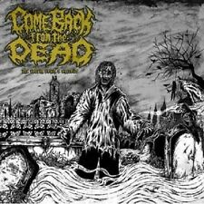 COME BACK FROM THE DEAD - The Coffin Earth´s Entrails (CD)