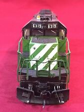 Kato BN SD40 engine DCC Sound equipped HO Burlington Northern Soundtraxx