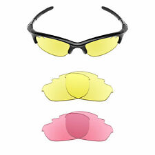 Revant Vented Replacement Lenses for Oakley Half Jacket - Multiple Options