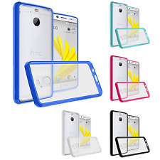 For Sprint HTC BOLT TPU GUMMY Protector Hard Skin Case Phone Cover +Screen Guard