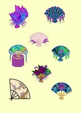 Oriental Applique Fans Machine Embroidery CD- 16 Designs- byAnemone Embroidery