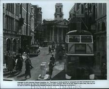 1979 Press Photo A scene in London in 1943 in Hanover Street. - spp06717