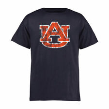 Auburn Tigers Youth Classic Primary T-Shirt - Navy - NCAA