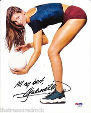 GABRIELLE REECE signed authentic autographed 8x10 photo PSA DNA COA VOLLEYBALL