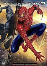 SPIDER-MAN 3 (DVD, 2007, Canadian) New / Factory Sealed / Free Shipping