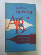 Acceptable - Collins Everyday English Usage: A Practical Guide to the Use of the