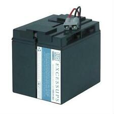 APC RBC7 BATTERY REPLACEMENT FOR: SUA750XL, SUA1500, DLA1500, SMT1500