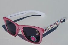 SHOPKINS SNEAKY WEDGE, POPPY & LIPPY 100%UV Shatter Resistant Sunglasses NWT $12