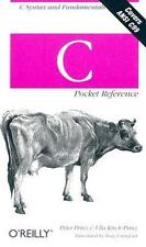 NEW C Pocket Reference By Peter Prinz & Ulla Kirch-Prinz Paperback Free Shipping
